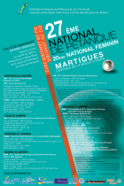 National de MARTIGUES 2012